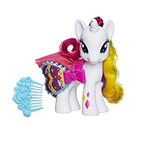 My Little Pony Fashion Style Rarity Pony Figure Toys Games