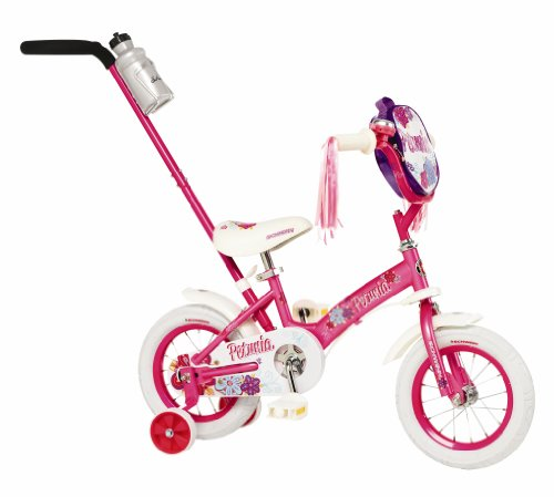 Schwinn Girls' 12-Inch Petunia Bike