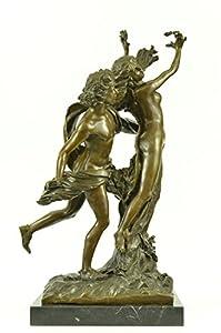 Extra Large Bernini Apollo And Daphne Greek Figurines