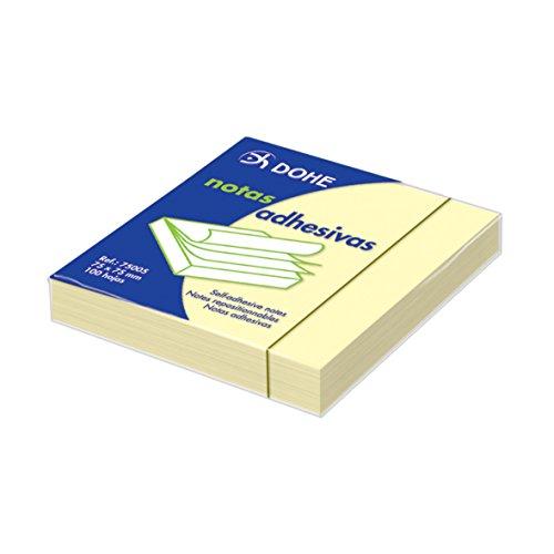 dohe-75005-pack-de-100-blocs-de-notas-adhesivas