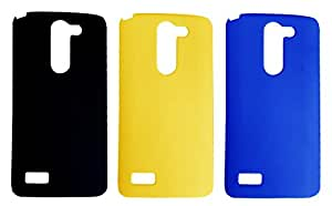 Winsome Deal 2 Pieces of Exclusive Quality Hard Back Cover Case For LG G3 Stylus D797