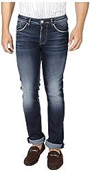 KILLER Men's Regular Fit Jeans (9129 NAUTICA SLMFT DKINDG_36, Blue, 36)