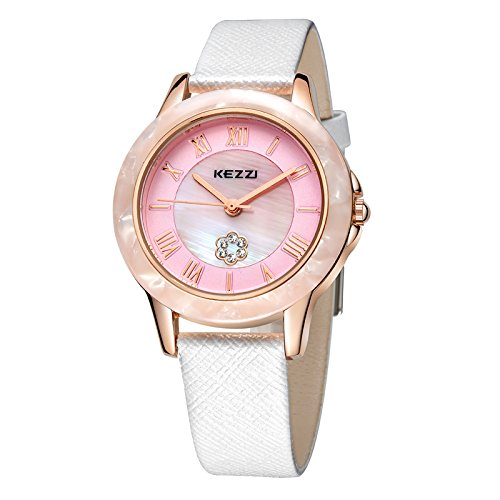romano-numeros-rhinestone-kezzi-reloj-de-pulsera-para-mujer-de-oro-rosa-correa-de-piel-de-colour-bla