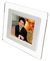 Digital Spectrum NuVue 560 5.6-Inch Digital Photo Player (White)