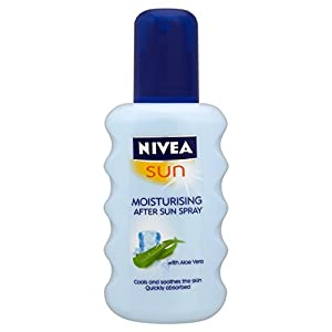Nivea Sun Cooling After Sun Spray with Aloe Vera - 200 ml