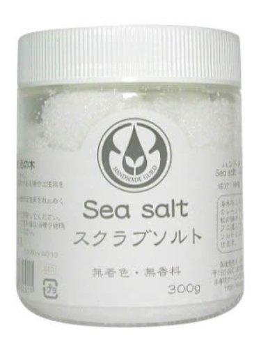 生活の木 Sea saltスクラブソルト 300g