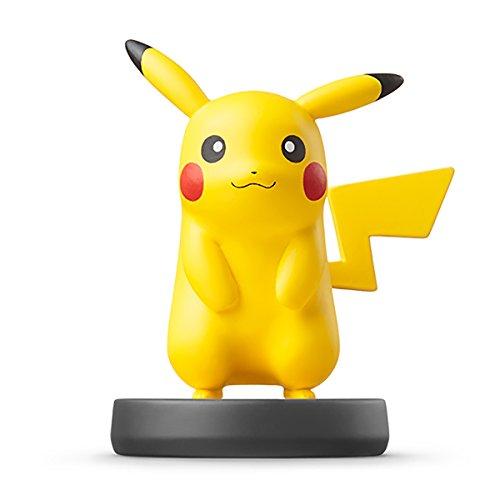 Pikachu amiibo - Japan Import (Super Smash Bros Series) - 1