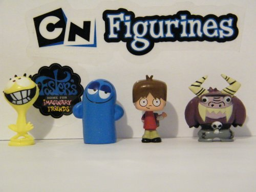 fosters-home-for-imaginary-friends-nickelodeon-mini-vending-toy-figure-set