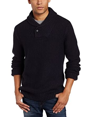 WeSC Men's Tron Sweater, Parisian Nights, Large
