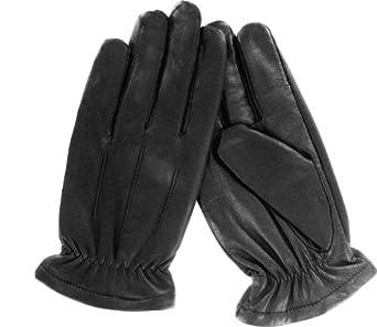 Buy Grandoe Cire Apollo Mens Lined Touchscreen Leather Gloves by Grandoe