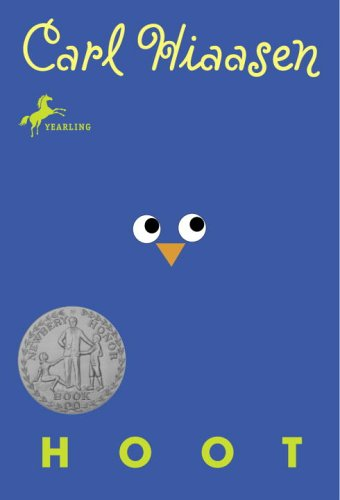 Hoot. by Carl Hiaasen