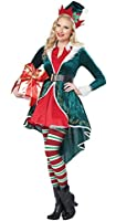 California Costumes Women's Sexy Elf Adult