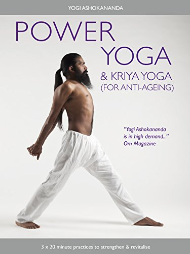 Power Yoga & Kriya Yoga with Yogi Ashokananda