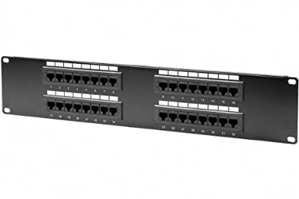 Dexlan Panneau complet Cat 6 UTP 32 ports