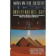 Independence Day #3 War in Desert (Independence Day, 4) by Dean Devlin,&#32;Roland Emmerich and Stephen Molstad