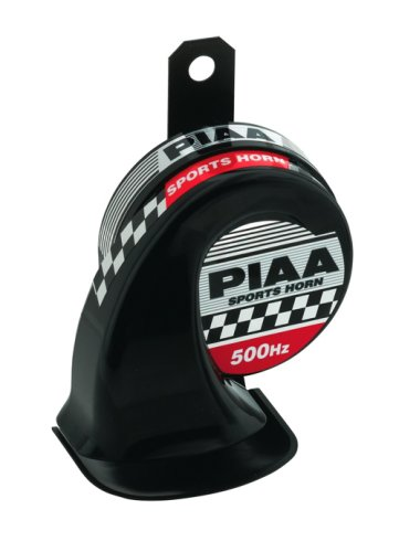 PIAA 115db + Sports Horn 85110 400HZ 500HZ