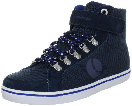 Björn Borg Footwear MALLY MID NYL 1241153501, Stivaletti donna, Blu (Blau (PETROL 8600)), 37