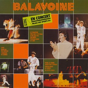 Daniel Balavoine - Au Palais des Sports 1984 [Musikkassette] - Zortam Music
