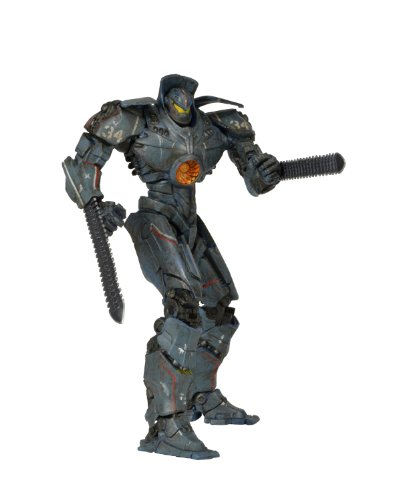 "NECA Series 2 Pacific Rim Battle Damaged Gipsy 7"" Deluxe Action Figure"