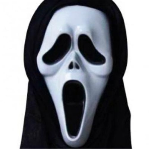 New Devil Scream Mask/Halloween/Masquerade Mask/Monolithic Terror Mask/Protest