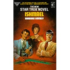 STAR TREK 26: ISHMAEL. by Barbara. Hambly