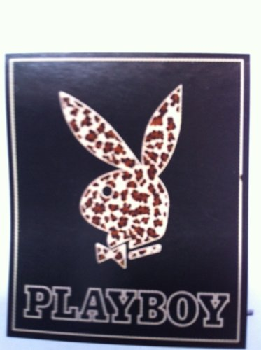 Playboy Leopard Print Throw Blanket