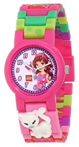 LEGO 9005220 Friends Olivia Kids' Accessories Link Watch
