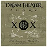 "Dream Theater - Score: 20th Anniversary World Tour Live With The Octavarium Orchestra (2 DVDs)von ""Dream Theater"""