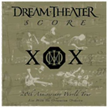 Dream Theater - Score : 20th Anniversary World Tour Live with The Octavarium Orchestra (Disc-1) - Zortam Music