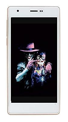I Smart Mercury V7 1.3 GHZ Quad Core Andoid 3G 8Mpix Camera Phone in White Colour