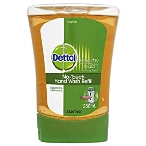 DETTOL NO TOUCH HANDWASH REFILL ORIGINAL 250ML - 250ML
