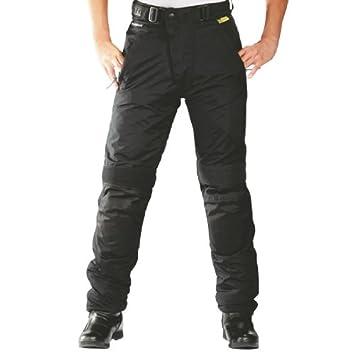 Roleff Racewear 455DXS Pantalon Moto Textile/Taslan Roleff, Noir, DXS