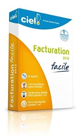 Ciel Facturation Facile 2012