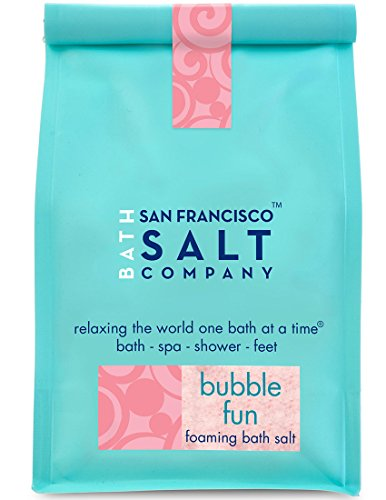 Bubble Fun Foaming Bath Salts 2lbs