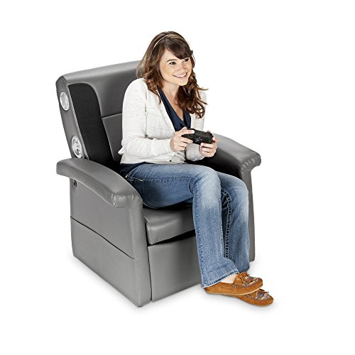 X Rocker 0717901 Triple Flip 2.1 Storage Ottoman Sound Chair with Arms at  the Gaming Chair Store - Find A 'X Rocker 0717901 Triple Flip 2.1 Storage Ottoman Sound
