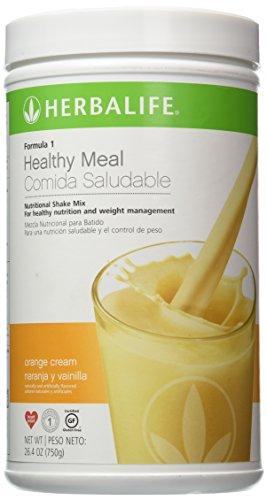 Herbalife Formula 1 Nutritional Shake Mix - Orange Cream  26.4 oz (Herbalife Cream compare prices)