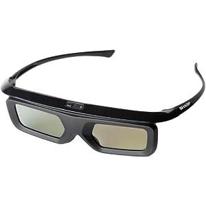 Sharp HE AN3DG40 Active 3D Bluetooth Glasses