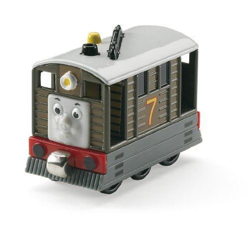 Fisher-Price Thomas The Train: Take-n-Play Toby Toy Train
