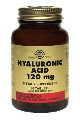 Hyaluronic Acid 120mg - 30 - Tablet