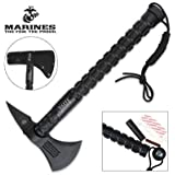 Officially Licensed USMC Elite Tactical Bruiser Survival Tomahawk Axe