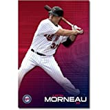 (22x34) Minnesota Twins (Justin Morneau at Bat) Sports Poster Print at Amazon.com