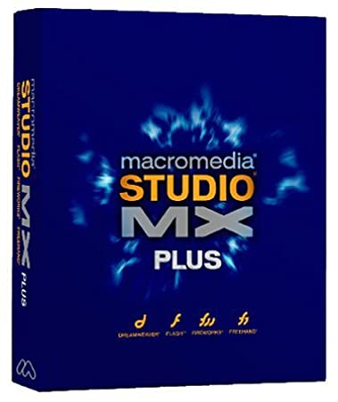 Macromedia Studio MX Plus Win Upgrade from 2+ Product