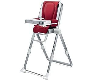 concord sp00007 chaise haute ultra comptacte spin white chilli b b s. Black Bedroom Furniture Sets. Home Design Ideas