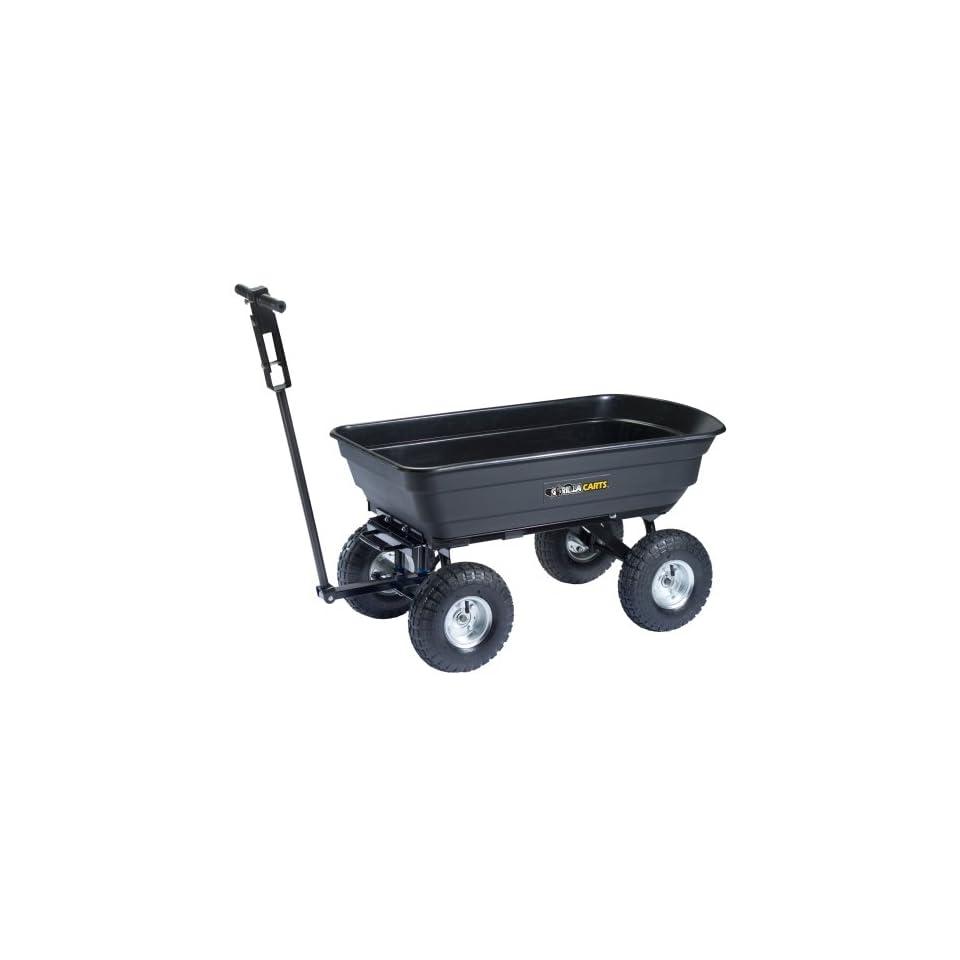 Tricam GOR201B T1 Gorilla Carts 600 Pounds Capacity