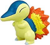 "Takara Tomy Pokemon Monster Collection Mini Figure - 1.5"" Cyndaquil / Hinoarashi (M-074) (Japanese Import)"