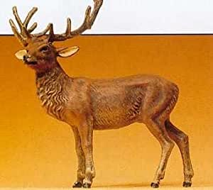 Preiser 1/25 Scale Stag standing
