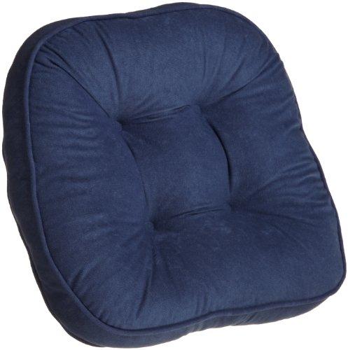 Arlee Baxter Non Slip Chair Pad, Royal Blue
