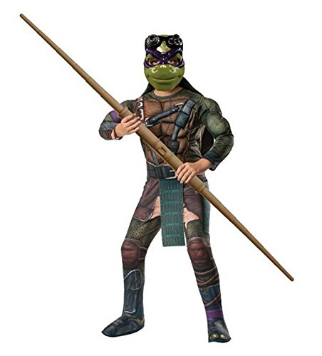 Donatello Teenage Mutant Ninja Turtles Deluxe Kids Costume