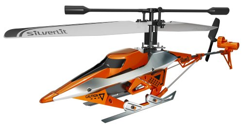 Silverlit Sky Dagger 2.4GHz 4-Channel Radio Control Gyro Helicopter (Assorted Colours)