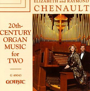 20th Century Music for Organ Duo